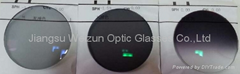 Optical lenses 1.56 Tinted Lens