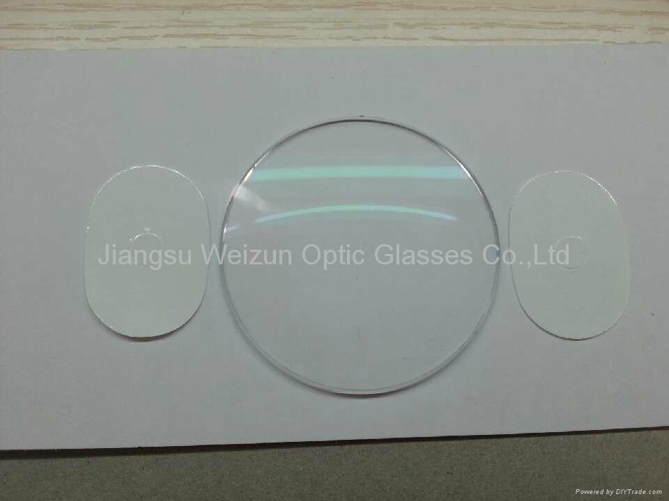 Optical Lenses-1.56 Super Hydrophobic Lens EP Film