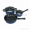 Iron Non-stick Cookware
