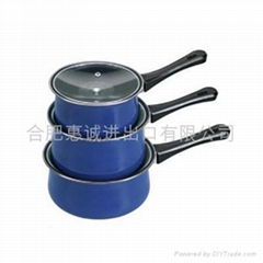 Iron Non-stick Cookware