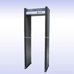 Walk Thru Metal Detector Door CS-DP1(LCD display)