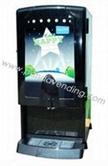HV302MC - 3 Selection Premixed Drink Machine W/Cooler