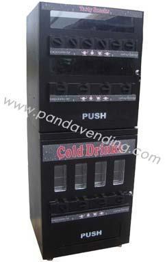 Mini Soda/Snack Machine (SD104)