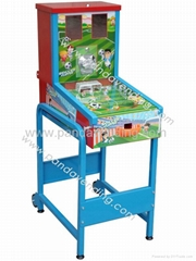 TR902 - Double Canister Gumball Pinball Machine