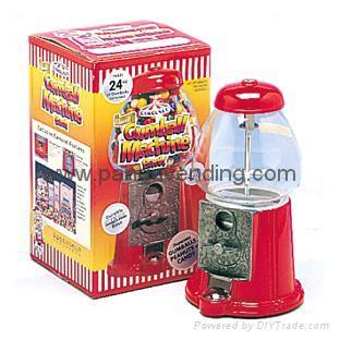 "TR411 - 11"" Carousel Gumball Machine  1"