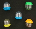 C32 - 32mm Length Flat Capsule and toys