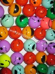 BC10 - Fancy Face Balls