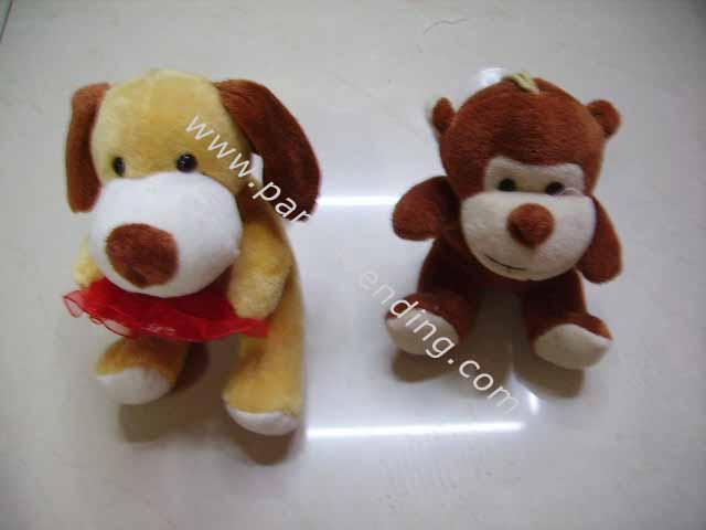 "5""(12.5CM) Plush Toys Collection 2"