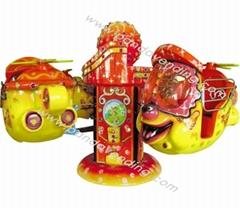 Rotating Rides (CA802)