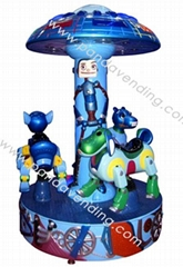 Junior Carousel - Robot Dog (CA303)
