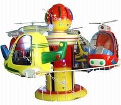 Rotating Rides (CA801, H