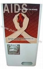 Single Selection Mechanical Condom Vendor (TR611 & TR611B)