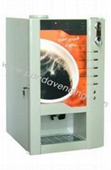 HV301RD - 5 Selection Coffee Machine