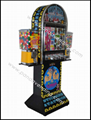 TS400 - 4 Column Tattoo/Sticker Machine