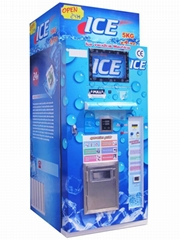 Semiautomatic Ice Vending Machine (BC Series)