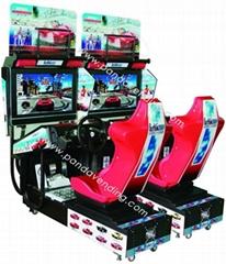 Racing Game Machine (GM-R01, OutRun 2009)