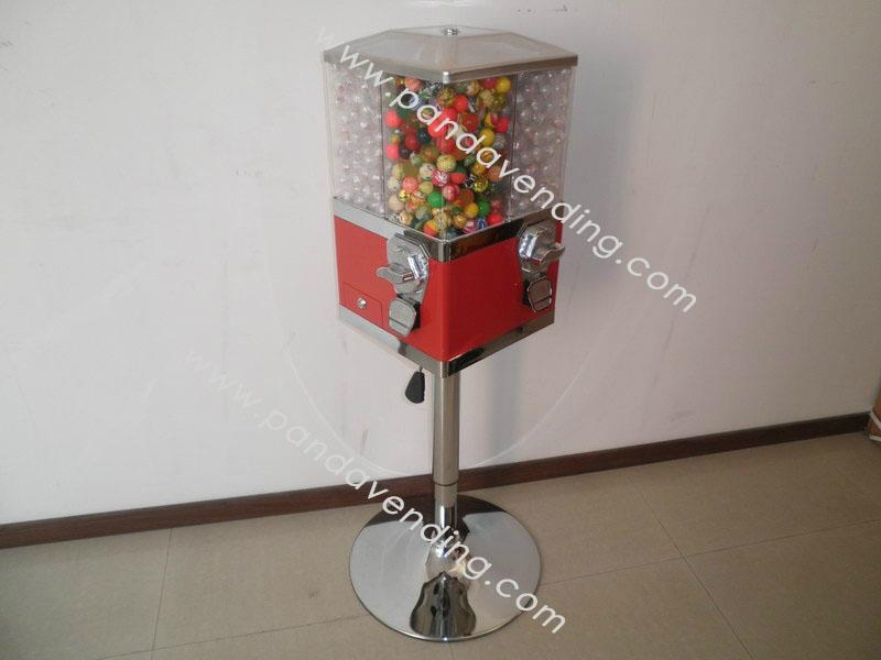 """TR420 - """"4-In-1"""" Spin Candy Vending Machine  2"""