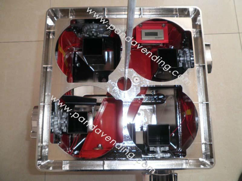 """TR420 - """"4-In-1"""" Spin Candy Vending Machine  3"""