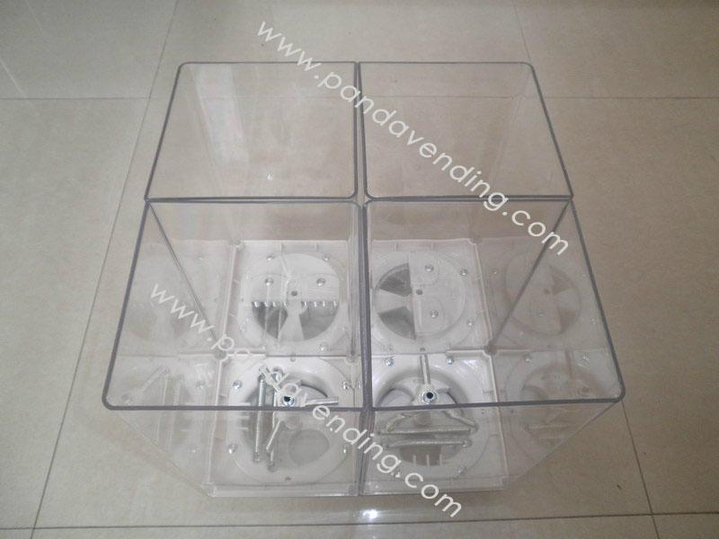 """TR420 - """"4-In-1"""" Spin Candy Vending Machine  4"""