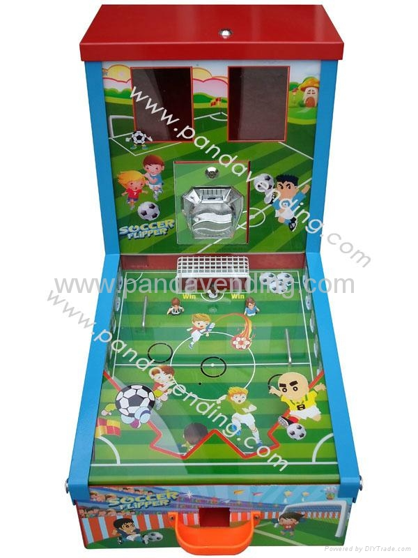 TR902 - Double Canister Gumball Pinball Machine 2