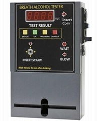 Coin Operated Breath Alcohol Tester (AT319)
