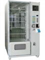 """Large Combo Vending Machine with 12""""LCD Ad-Screen (KM006-M12) 2"""