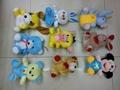 Economy Mixed Plush Toys
