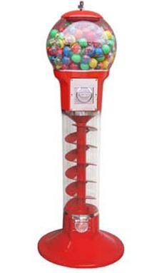 "55"" Big Spiral Toy Vending Machine (TR702)"