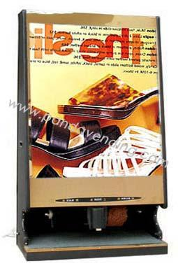 Ad style vending machine TR-DX2 1