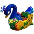 2017 hot sale cheap plastic kiddie rides