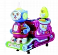 2017 hot sale cheap plastic kiddie rides (49 models) 2