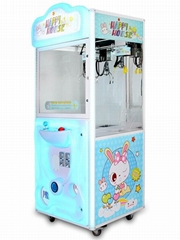 31′′ Double Claw Happy House Crane Machine (NF-31D)