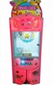 LED Lighted Cartoon Mini Toy Crane Machine (MS1500)