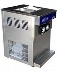 Table Top Three Flavors Soft  Ice Cream Machines (ICM-5236T)