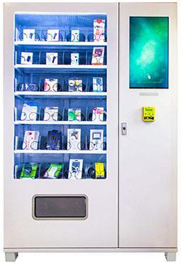 Touch Non-Refriged Machine (KM710T23)