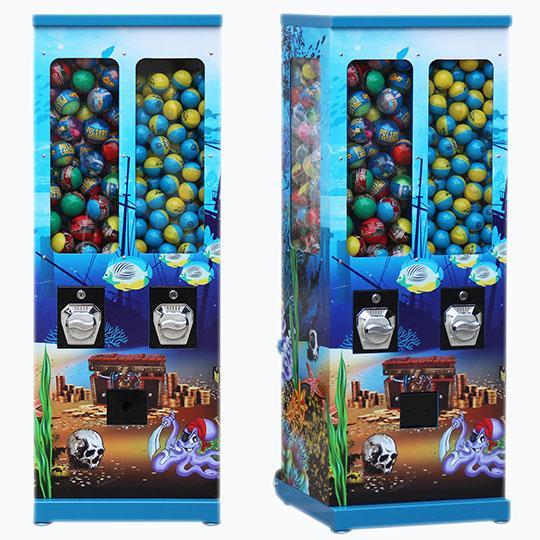 TR609 - Double Toy Vending Machine 2