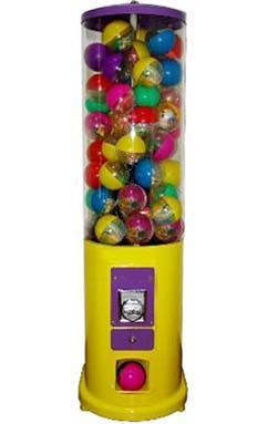 TR608 - Round Toy Capsule Machine 1