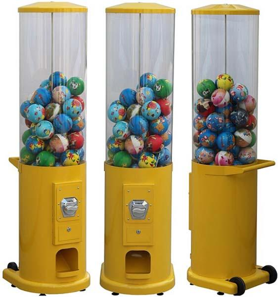 TR608 - Round Toy Capsule Machine 2