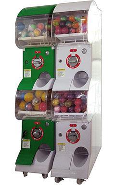 TR552 - Bandai Style Toy Machine 1