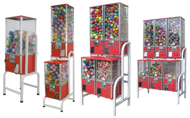 "TR230 - 30"" Versatile Toy Vending Machine  2"
