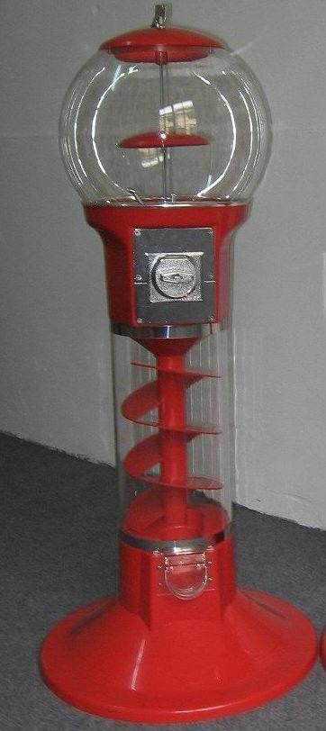 """TR701 - 44"""" Height Spiral Machine 1"""