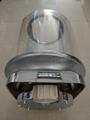 TR618R -  Round Machine With Locking Coin Drawer  5