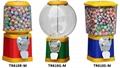 TR618-M Series- Pro Plastic Gumball Machines