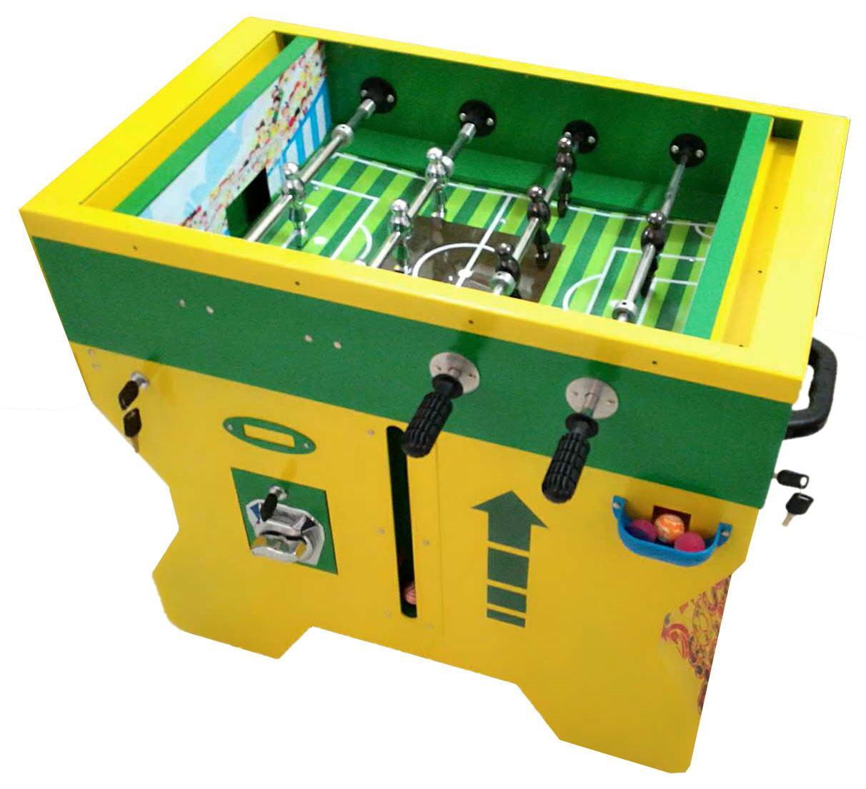 TR924 - Gumball Vending Soccer Table  1