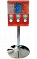 TR103C - Easy Refill Triple Vendor with Chrome Stand