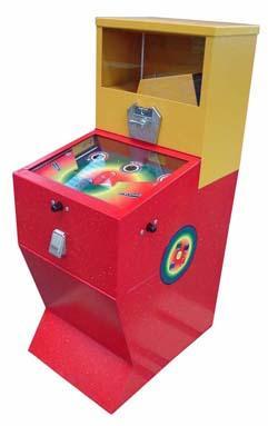 TR904 - Single Canister Pinball Gumball Machine 1