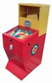 TR904 - Single Canister Pinball Gumball Machine