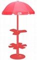 TR963 - Spin Kiosk Mounting Rack