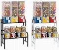 """TR833 - 33"""" Wide Bulk Vending Rack"""