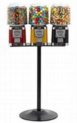 TR813 - Triple Mounts Castiron Stand